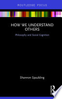 How We Understand Others Book