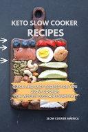 KETO SLOW COOKER RECIPES