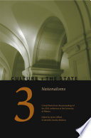 Culture + the State: Nationalisms