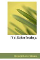 First Italian Readings