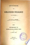 Bibliographie Romane