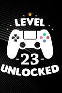 Level 23 Unlocked