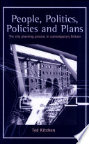 People, Politics, Policies and Plans