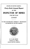 Report of the State Mine Inspector