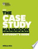 Read Online The Case Study Handbook, Revised Edition For Free