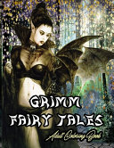 Grimm Fairy Tales Adult Coloring Book Book
