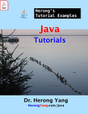 Java Tutorials - Herong's Tutorial Examples (PDF) Pdf/ePub eBook