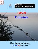 Java Tutorials   Herong s Tutorial Examples  PDF