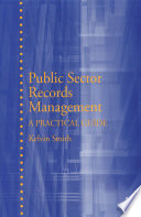 Public Sector Records Management Book