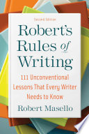Robert s Rules of Writing  Second Edition