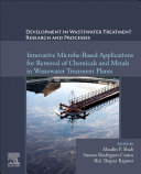Development in Wastewater Treatment Research and Processes Book