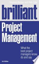 Brilliant Project Management Epub Ebook