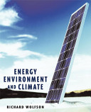 Energy  Environment  and Climate