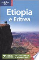 Copertina Libro Etiopia e Eritrea