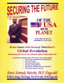 Securing the Future of the USA and the Planet