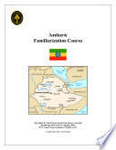 U S  Army Special Forces Language Visual Training Materials   AMHARIC   Plus Web Based Program and Chapter Audio Downloads