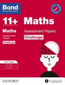 Bond 11   Bond 11  Maths Challenge Assessment Papers 10 11 years