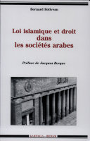Pdf Loi islamique et droit dans les sociétés arabes Telecharger