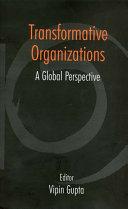 Transformative Organizations