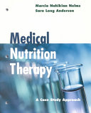Medical Nutrition Therapy Book