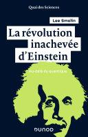 Pdf La révolution inachevée d'Einstein