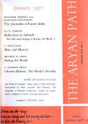 The Aryan Path