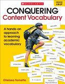Conquering Content Vocabulary