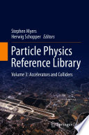 Particle Physics Reference Library Book