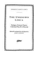 The Unknown Lorca