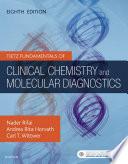 Tietz Fundamentals Of Clinical Chemistry And Molecular Diagnostics E Book Book PDF
