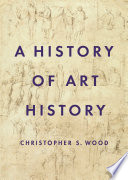 link to A history of art history in the TCC library catalog