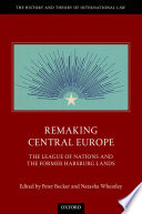 Remaking Central Europe