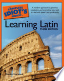 The Complete Idiot S Guide To Learning Latin 3rd Edition