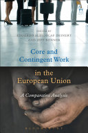 Core and Contingent Work in the European Union