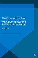 Non-Governmental Public Action and Social Justice [Pdf/ePub] eBook