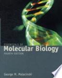 Essentials Of Molecular Biology