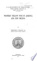Western Yellow Pine in Arizona and New Mexico