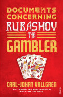 Documents Concerning Rubashov the Gambler Pdf/ePub eBook