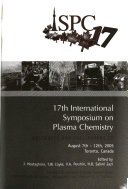 17th International Symposium on Plasma Chemistry Book