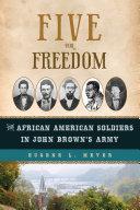 Five for Freedom Pdf/ePub eBook