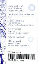 Prayer from Snow Falling on Snow