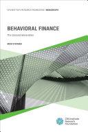 Pdf Behavioral Finance: The Second Generation Telecharger