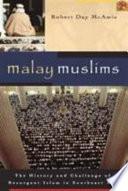 Malay Muslims