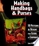 Making Handbags   Purses