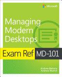 Pdf Exam Ref MD-101 Managing Modern Desktops Telecharger