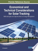Economical and Technical Considerations for Solar Tracking  Methodologies and Opportunities for Energy Management