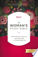 The NKJV  Woman s Study Bible  Full Color  Ebook