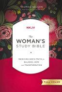 The NKJV, Woman's Study Bible, Full-Color, Ebook Pdf/ePub eBook