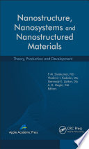 Nanostructure  Nanosystems  and Nanostructured Materials