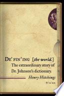 Defining the World